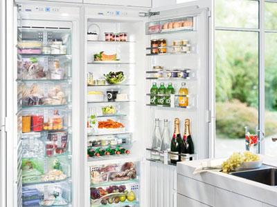 冷蔵庫のお片付け・清掃[イメージ写真]